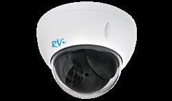 Скоростная поворотная купольная IP камера - (PZT) RVi IPC52Z4i - фото 5864