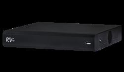 4-х канальный Видеорегистратор RVi-IPN4/1-4K - фото 5892