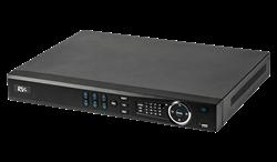 16-ти канальный Видеорегистратор RVi-IPN16/2-16P-4K - фото 5903