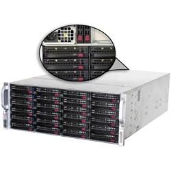 4U IP Видеорегистратор TRASSIR UltraStation 36/6 SE AnyIP 128 - фото 6014