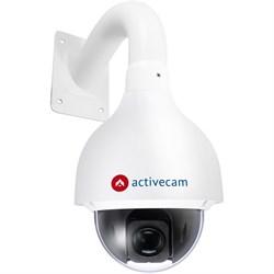 Вандалостойкая скоростная поворотная IP камера - (PZT) ActiveCam AC-D6144 - фото 6040