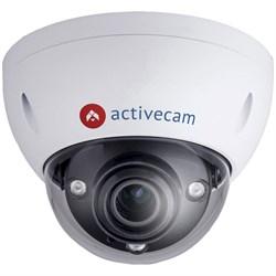 Вандалозащищенная купольная IP камера ActiveCam AC-D3163WDZIR5 - фото 6042