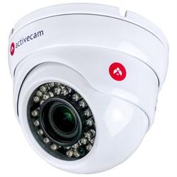 Вандалозащищенная купольная IP камера ActiveCam AC-D8123ZIR3 - фото 6048