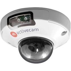Вандалозащищенная купольная IP камера ActiveCam AC-D4151IR1 - фото 6052