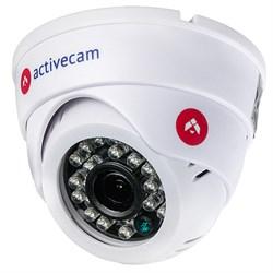 Купольная внутренняя IP камера ActiveCam AC-D8121IR2W - фото 6077