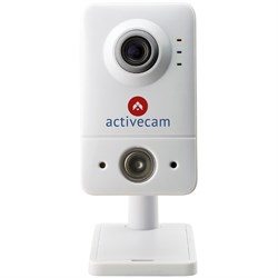 Широкоугольная IP-камера в корпусе Cube ActiveCam AC-D7111IR1W - фото 6101