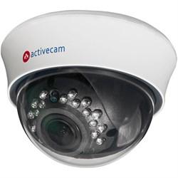 Внутренняя купольная IP-камера с вариофокальным объективом ActiveCam AC-D3113IR2 - фото 6108