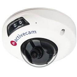 Вандалозащищенная купольная IP камера ActiveCam AC-D4111IR1 3.6mm - фото 6116