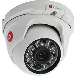 Вандалозащищенная купольная IP камера ActiveCam AC-D8111IR2 - фото 6125