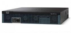 Маршрутизатор Cisco 2921/K9 - фото 6607