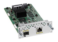 Модуль Cisco NIM-1GE-CU-SFP= - фото 6747