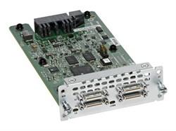 Модуль Cisco NIM-4E/M= - фото 6755