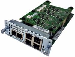 Модуль Cisco NIM-2FXS/4FXO - фото 6871