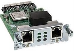 Модуль Cisco NIM-2MFT-T1/E1= - фото 6876