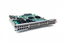 Модуль Cisco Catalyst WS-X6148-21AF - фото 6896