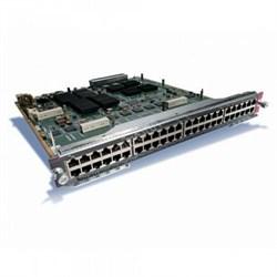 Модуль Cisco Catalyst WS-X6148A-RJ-45 - фото 6899