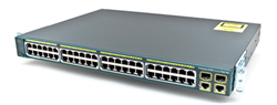 Коммутатор Cisco Catalyst WS-C2960R+48PST-L - фото 6989