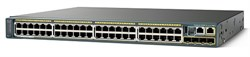 Коммутатор Cisco Catalyst WS-C2960RX-48FPS-L - фото 7040