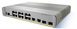 Коммутатор Cisco Catalyst WS-C3560CX-8TC-S - фото 7089