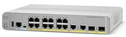 Коммутатор Cisco Catalyst WS-C3560CX-8PT-S - фото 7094