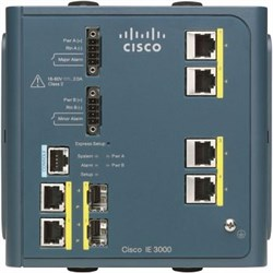 Коммутатор Cisco Catalyst IE-3000-4TC - фото 7183