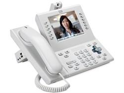 Телефон Cisco IP Phone CP-9971-W-CAM-K9= - фото 7369