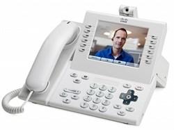 Телефон Cisco IP Phone CP-9971-W-CAM-K9 - фото 7374