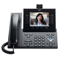 Телефон Cisco IP Phone CP-9951-C-CAM-K9= - фото 7376