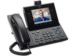 Телефон Cisco IP Phone CP-9951-C-CAM-K9 - фото 7379