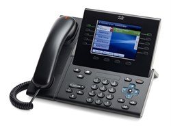 Телефон Cisco IP Phone CP-8961-C-K9= - фото 7396