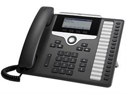 Телефон Cisco IP Phone CP-7861-K9= - фото 7399