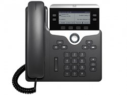 Телефон Cisco IP Phone CP-7841-K9= - фото 7412