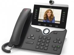 Видеотелефон Cisco IP Phone CP-8865-K9= - фото 7428