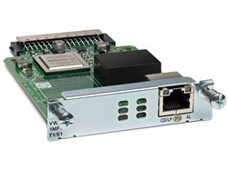 Модуль Cisco VWIC3-1MFT-T1/E1= - фото 7466