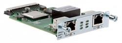 Модуль Cisco VWIC3-2MFT-T1/E1 - фото 7468
