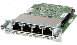 Модуль Cisco EHWIC-4ESG= - фото 7475