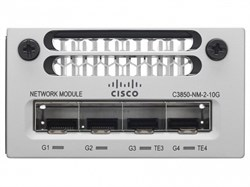 Модуль Cisco C3850-NM-2-10G= - фото 7525