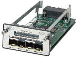 Модуль Cisco C3KX-NM-10G - фото 7534