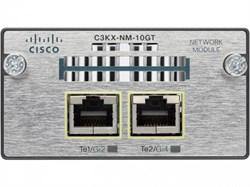 Сетевой модуль Cisco C3KX-NM-10GT= - фото 7551