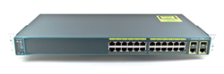 Коммутатор Cisco Catalyst WS-C2960+24LC-L - фото 8032