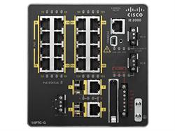 Коммутатор Cisco IE-2000-16TC-B - фото 8202