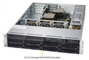 2U Сервер видеонаблюдения MVP XR14i22Uv