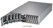 3U BLADE сервер MVP XR28M123Ub