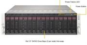 3U BLADE сервер MVP XR27M83Ub