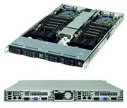 1U Сервер MVP XR3T41U