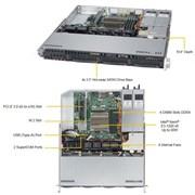 1U Сервер 1С MVP XR10i11U1c