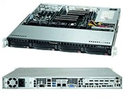 1U Сервер 1С MVP XR5i21U1c