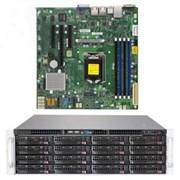 3U Сервер видеонаблюдения MVP XR35i13Uv