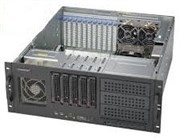 4U Сервер видеонаблюдения MVP XR39i24Uv