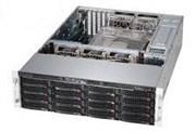 3U Сервер видеонаблюдения MVP XR34i23Uv